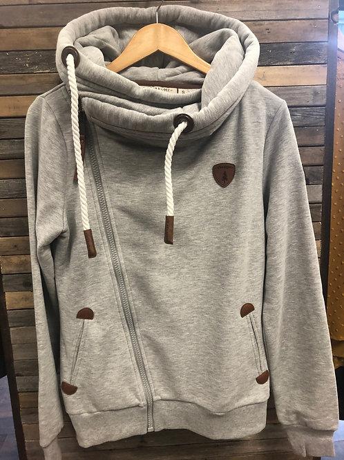 Athena Light Grey Sweater