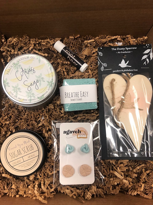 The Breathe Easy Gift Box