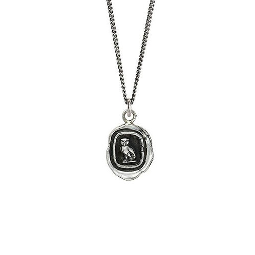 Watch Over Me Talisman Necklace