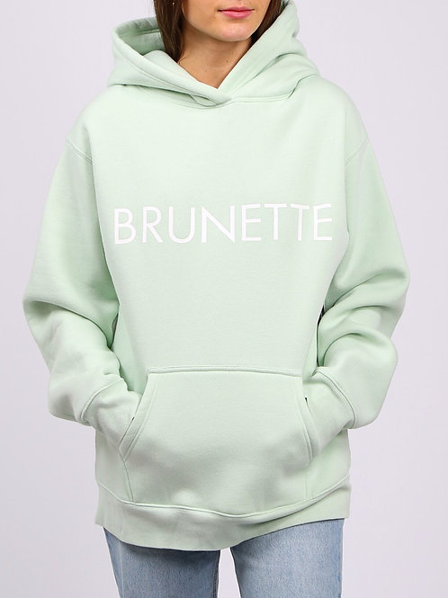 "The ""Brunette"" Hoodie 