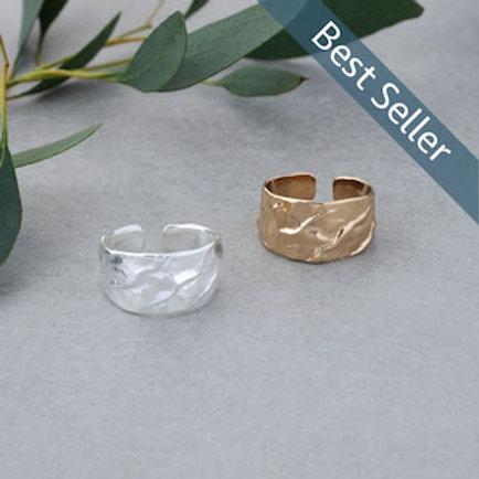 Visionary Ring- Silver