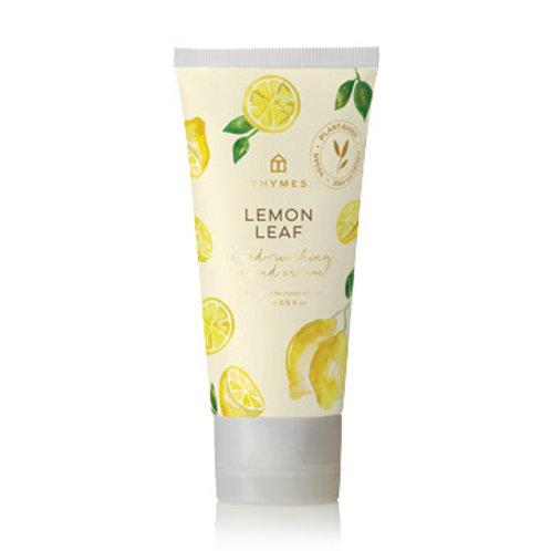 Lemon Leaf l Hand Cream