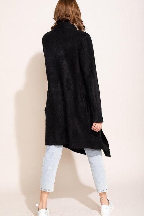 The Stockport Jacket Black