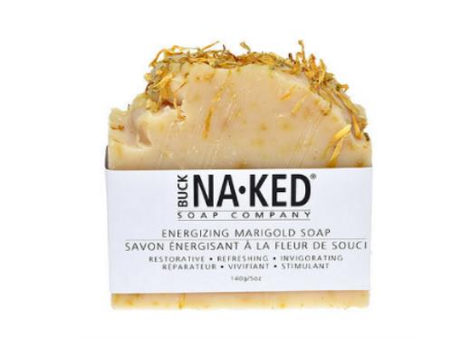 Energizing Marigold Soap