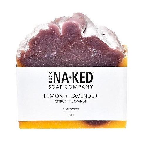 Lemon + Lavender Soap - Limited Edition Scent
