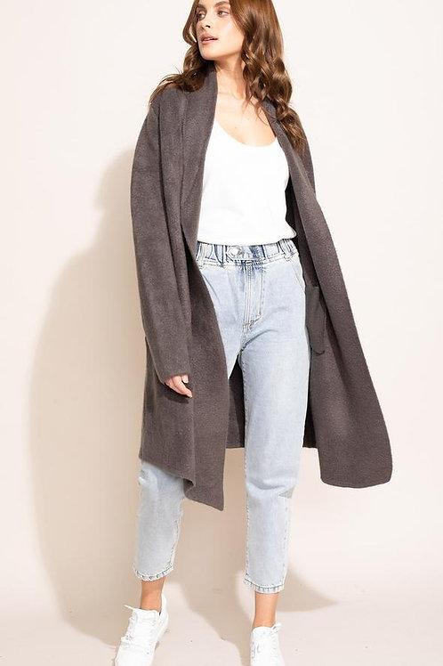 The Stockport Jacket l Dark Grey