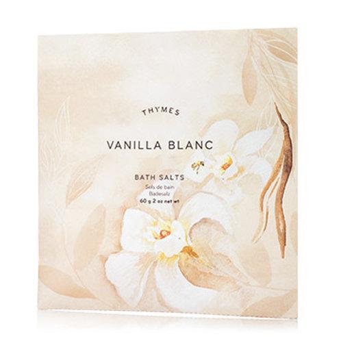Vanilla Blanc Bath Salt