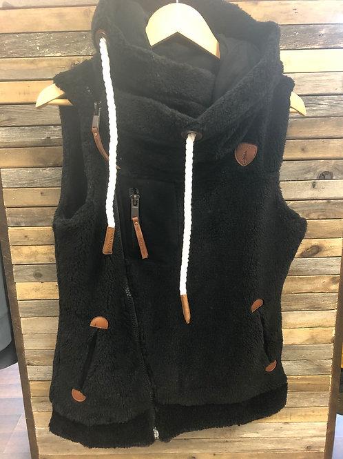 Kira Sherpa Vest