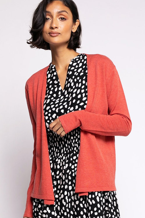 The Lydia Cardi- Orange
