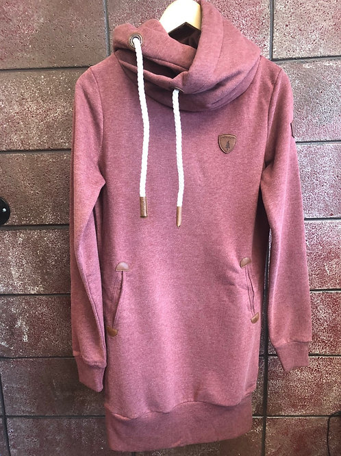 Juno Sweater Dress l Cocoa