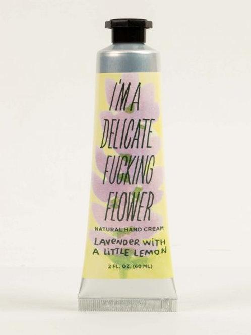 Lavender w/ Lemon Hand Cream