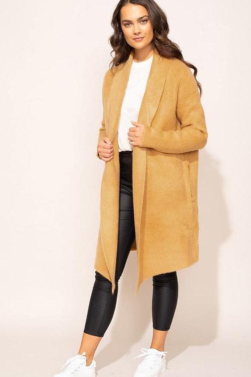The Stockport Jacket l Mustard