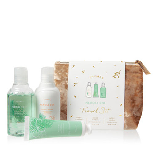 Neroli Sol Travel Set