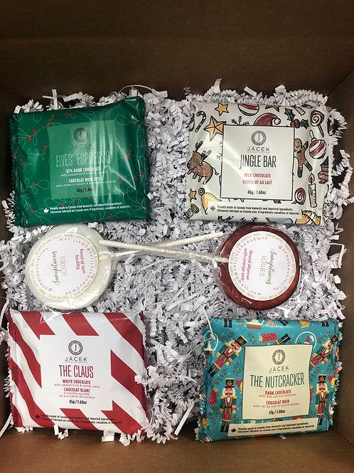 Holiday Chocolate Lolli Box