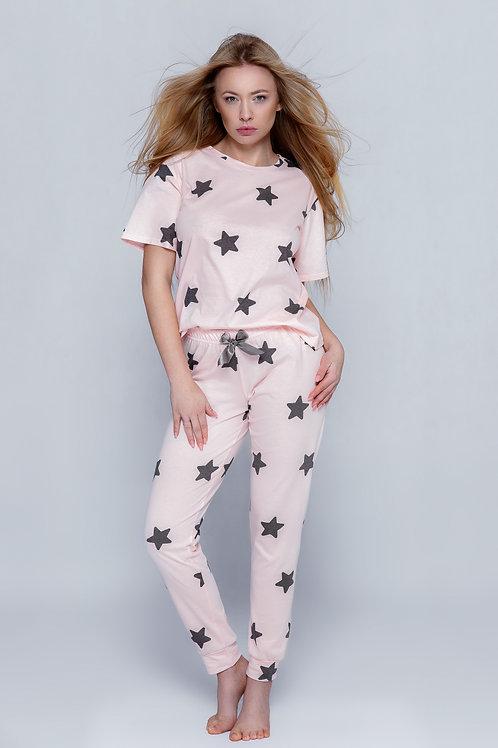 Vera Star Organic Cotton PJ Set