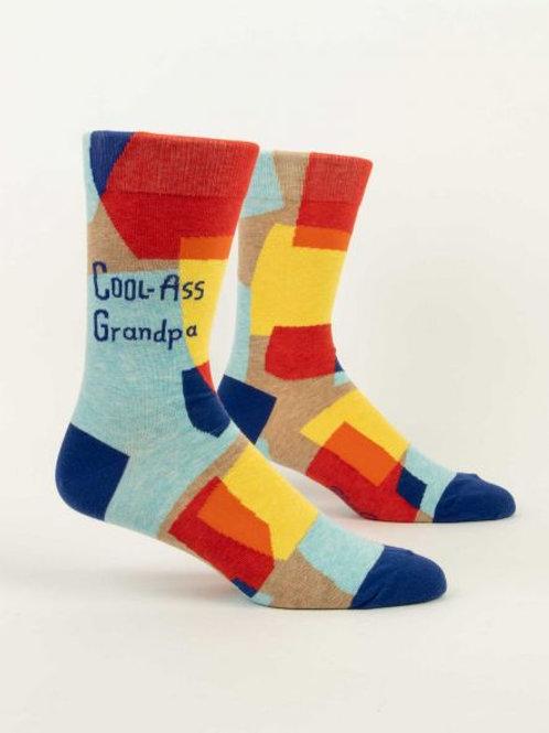 Cool Ass Grandpa - Socks