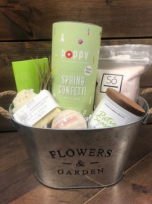Flower Garden Gift Box