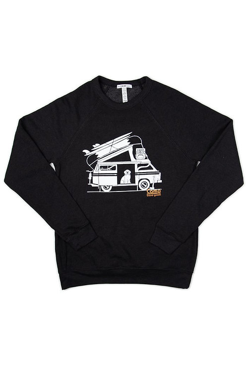 Otiefalia Sweatshirt Black Heather