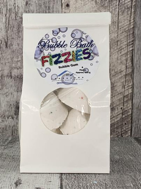 Bubble Bath Fizzies - Bubble Gum