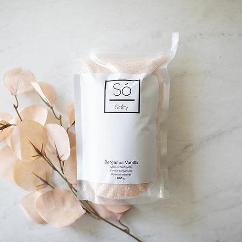 Salty l Bergamont Vanilla
