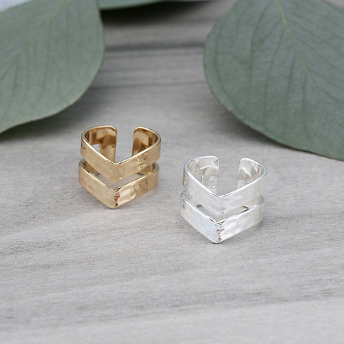 Soulmate Ring- Silver