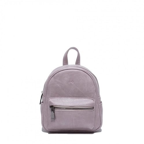 Anna Backpack l Lilac