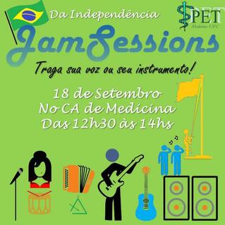 Jam Sessions: Edição Idependência!