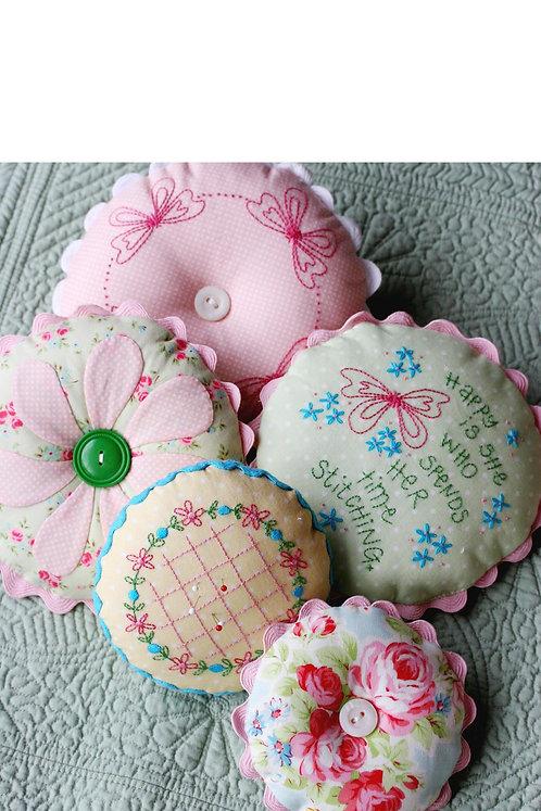 Sarah's Pincushions