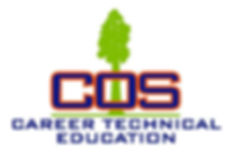 CTE Logo - White Blue Text with Sequoia.