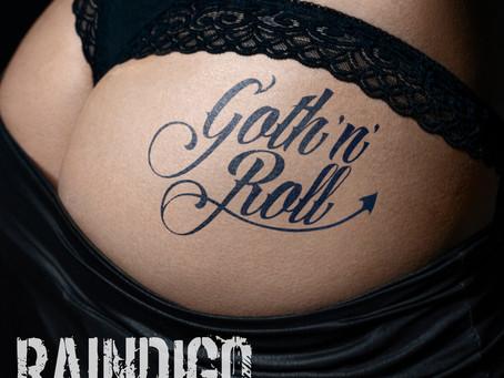 Debut Album Goth'n'Roll is online
