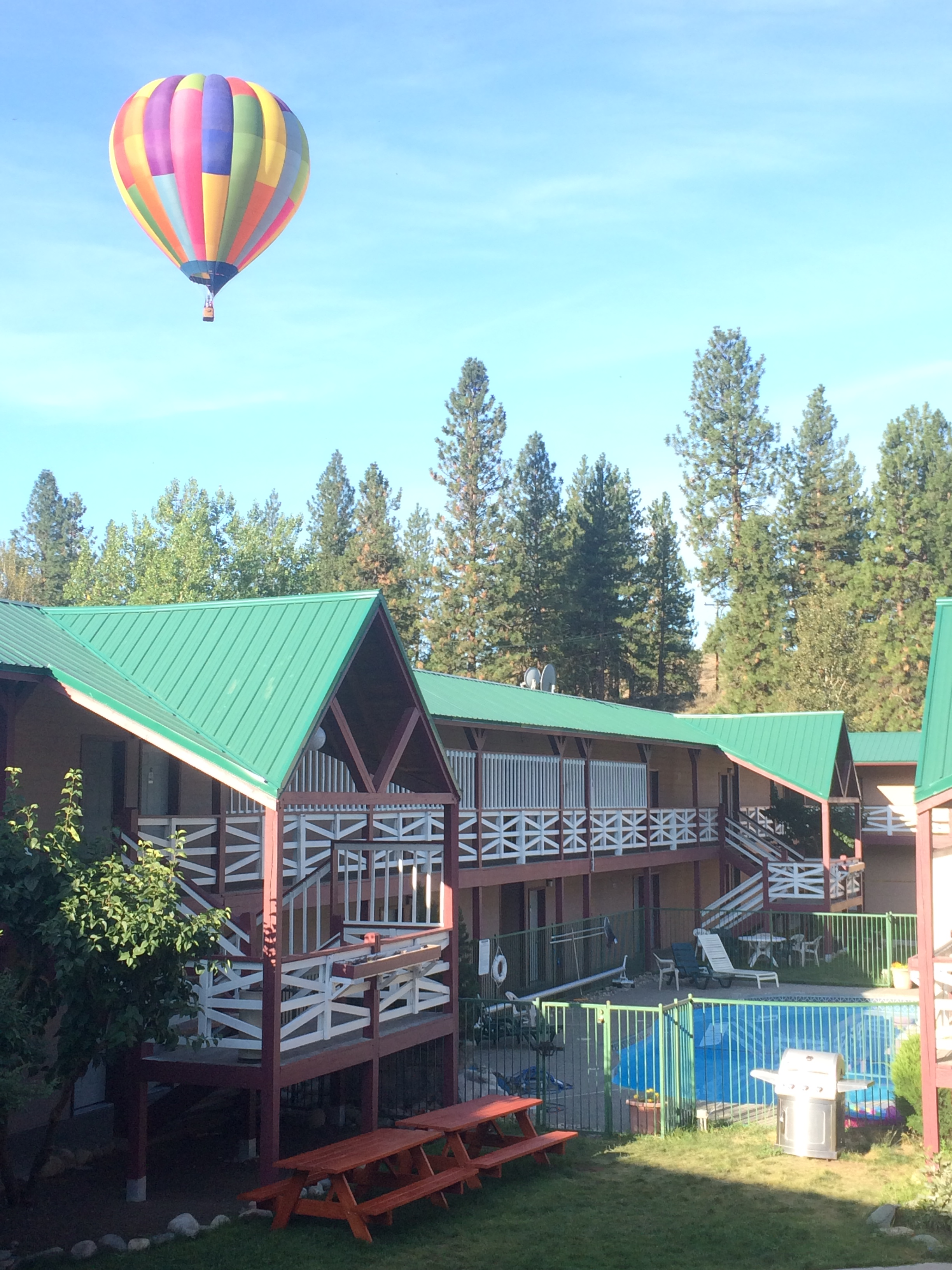 AbbyCreek Hotel Air Balloon