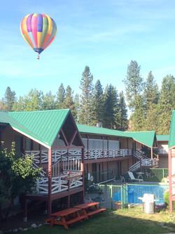 AbbyCreek Hotel Air Balloon