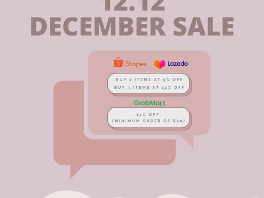 #TheOldSkoolDEAL |12.12 Sales