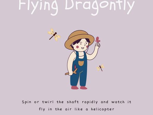 #TheOldSkoolGUIDE | Flying Dragonfly