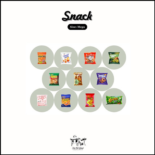 Mega Snack | Bundle | The Old Skool SG