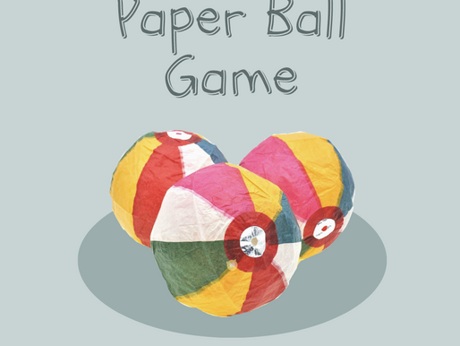 #TheOldSkoolGUIDE | Paper Ball Game