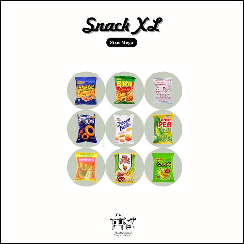 Mega Snack XL | Bundle | The Old Skool SG