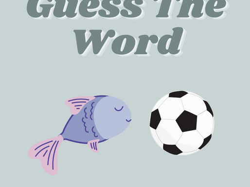 #TheOldSkoolPLAY | Guess The Word