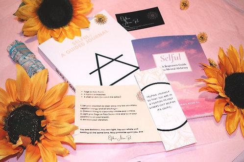 Selful Book & Journal Bundles