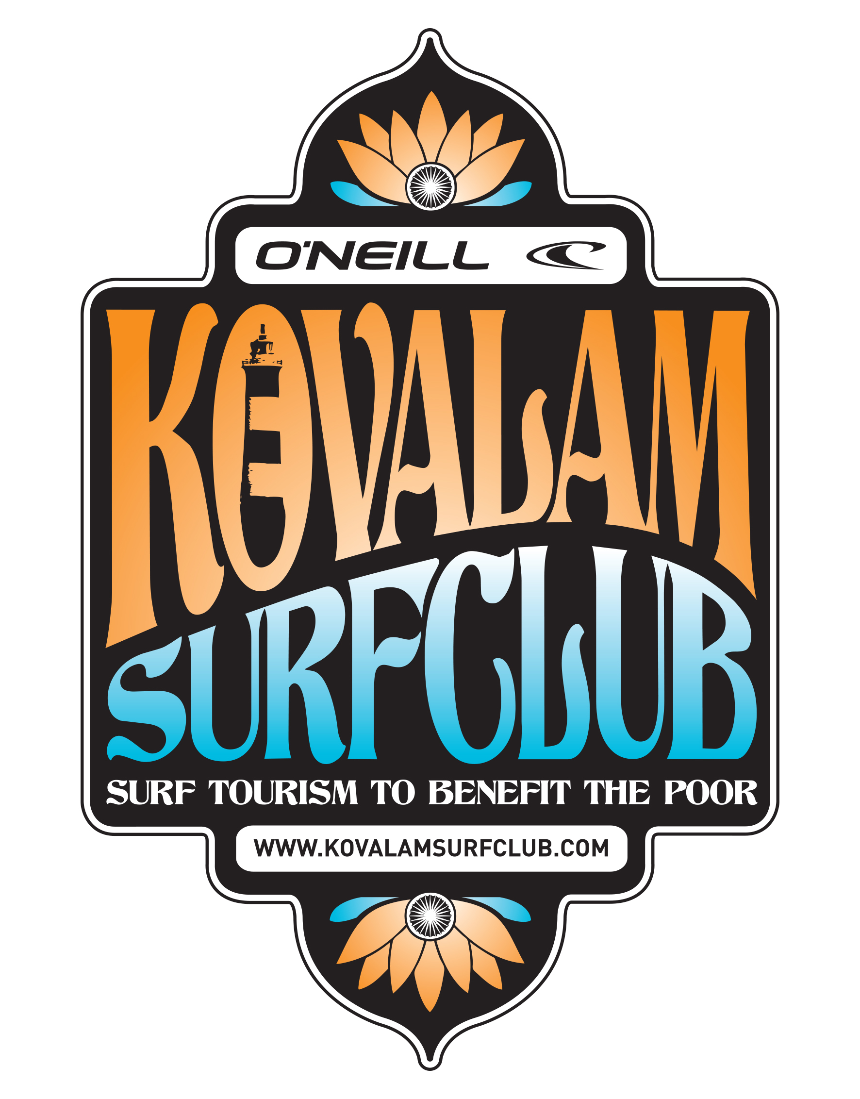 Surfing in India with the Kovalam Surfclub