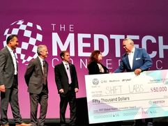 Global health comes to MedTech: New Award goes to DripAssist