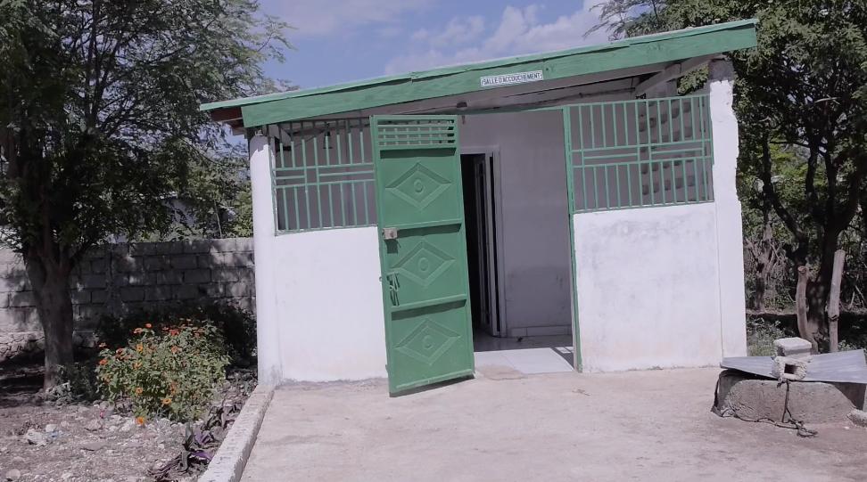 Haitian Maternity Clinic that uses DripAssist