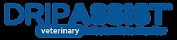 DripAssist Veterinary Logo_Outline Versi