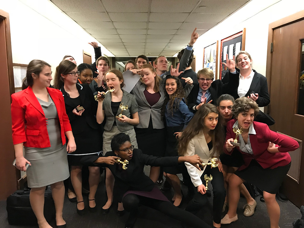Berry College forensics, speech and debate