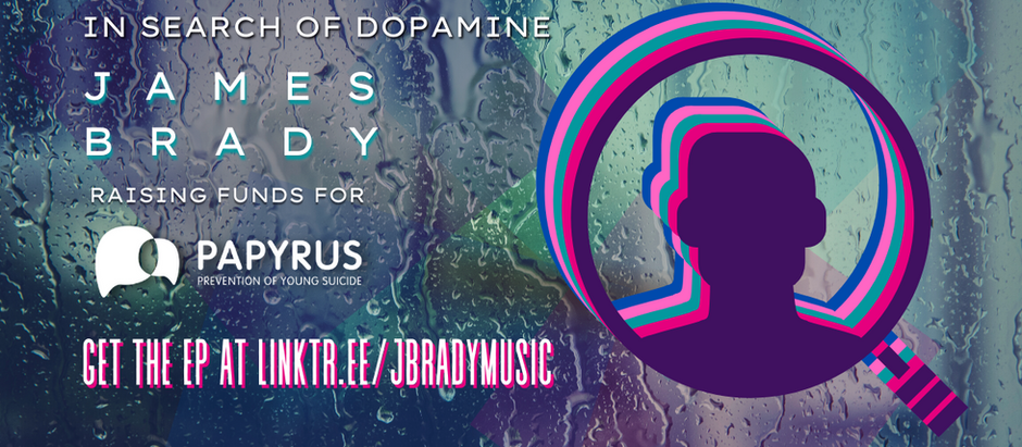 """Ambient Electronic EP """"In Search of Dopamine"""" for pre-order NOW"""