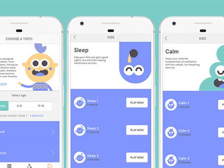 Como o Headspace criou um aplicativo de meditação para crianças?