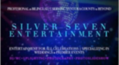 silversevenentertainment.com logo