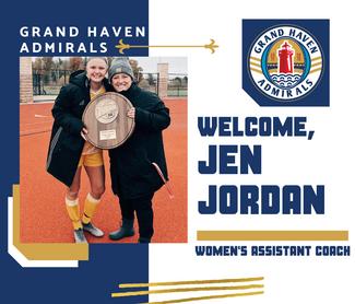 Women's Assistant Coach Announcement!