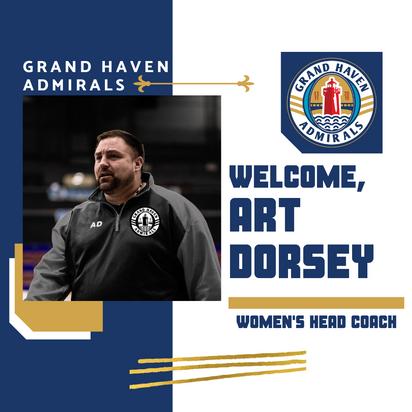 Women's Head Coach Announcement!