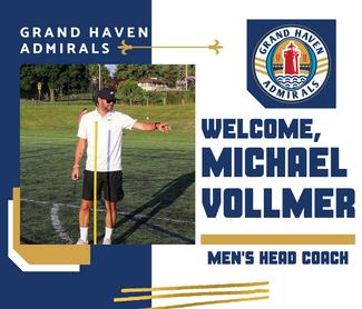 Men's Head Coach Announcement!